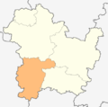 Map of Antonovo municipality (Targovishte Province).png