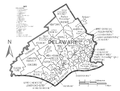 Map of Delaware County, Pennsylvania.png