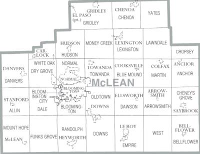 McLean County Illinois