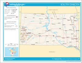 Schwarze Bevölkerung in South Dakota