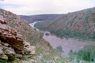 Margaret River (Kimberley, Western Australia) river in Western Australia, Australia