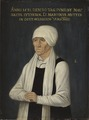 Margareta Luther (död 1531) - Nationalmuseum - 17206.tif