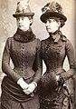 Margarethe Sophie with her stepmother.jpg