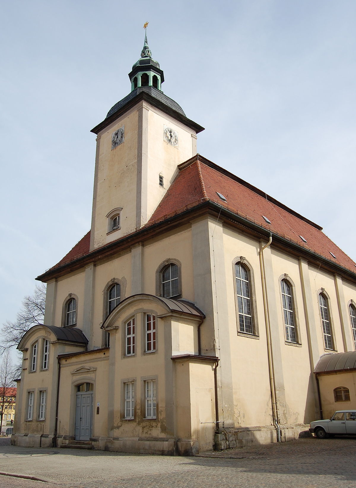 Marien Magdalenen Kirche Naumburg Wikipedia