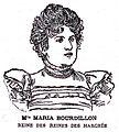 Maria Bourdillon Reine des Reines des marchés 1898 - 2.jpg