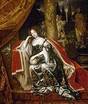 Portrait of Mariy Stuart II