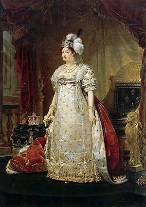 Angoulême, Marie-Thérèse Charlotte de France, duchesse d' (1778-1851)