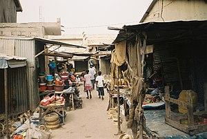 Market Kaolack
