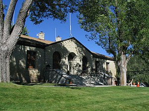 National Register of Historic Places listings in Alpine County, California - Image: Markleeville Trip (20)
