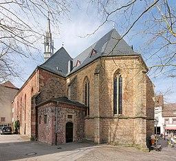 Marktkirche Bad Bergzabern