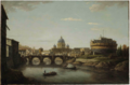 Marlow View of Rome with Saint Peter's and the Castel Sant'Angelo seen from the Tiber.png