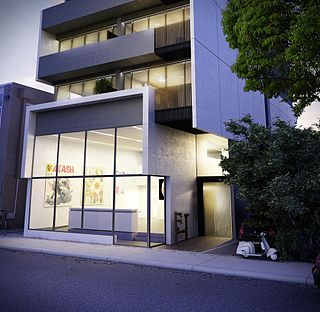 MARS Melbourne Art Rooms