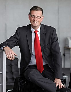 Martin Rabanus German politician