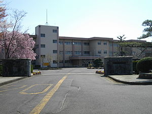 Mashiko Hosei High School.JPG