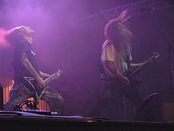 Children of Bodom na Masters of Rock 2007