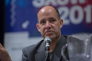 Matthew Dowd - Dowd at South by Southwest in 2017