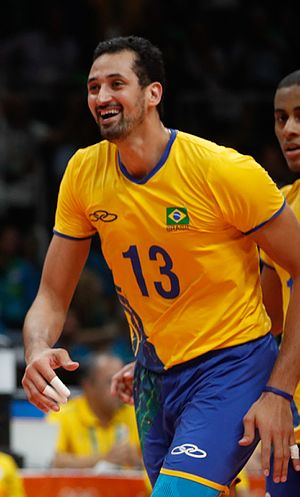 Maurício Souza - Souza at the 2016 Olympics