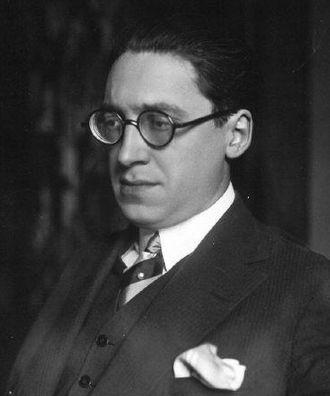 Maurice Lehmann - Lehmann in 1940.