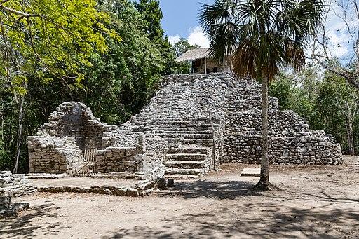 Mayan ruins in Coba (42691044175)