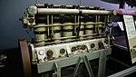 Maybach Airship engine type HSLu at Modern Transportation Museum March 23, 2014.jpg