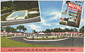 Mayfair Motel. U.S. Highway No. 29, 85 and 601 - North, Concord, N.C. (5755513389).jpg
