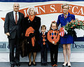 McCains Dedicate Ship in 1992.JPEG