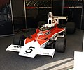 McLaren M23 garage 2008 Goodwood.jpg