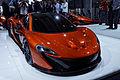 McLaren P1 - Mondial de l'Automobile de Paris 2012 - 002.jpg