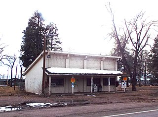 McNary, Arizona Census-designated place in Arizona, United States