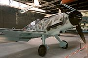 Bf 109G-6 on display in the Polish Aviation Museum in Kraków.