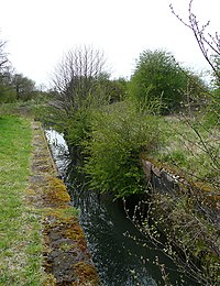 Meadow Lock, Hatherton Canal, Four Crosses, Staffordshire - geograph.org.uk - 790933.jpg