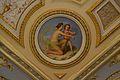 Medalló amb Venus i amoret, saló de ball del palau del marqués de Dosaigües, València.JPG