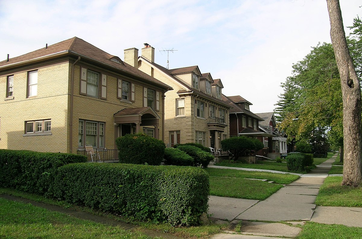 medbury s grove lawn subdivisions historic district