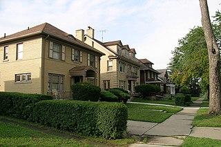 Highland Park, Michigan City in Michigan