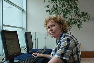 Meg Munn - Munn attending the Policy Network Progressive Governance Conference 2009