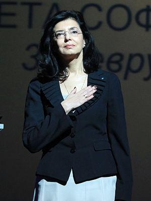 Meglena Kuneva - Image: Meglena Kuneva 2013