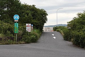 Meihan National Highway Shirakashi IC-02.jpg