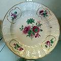 Meissen, 1740-1763 ca., piatto con decoro floreale 03.JPG