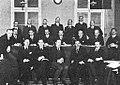 Membres-fondateurs de la Fédération internationale de tennis, le 1er mars 1913 à Paris, rue Duphot.jpg