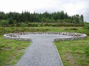 Commando Memorial - The Garden of Remembrance, 2007