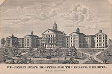 Mendota Mental Health Institute Wikipedia