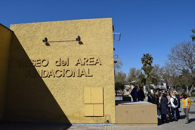 Museu em Mendoza