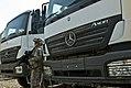 Mercedes-Benz Axor trucks in Baghdad.jpg