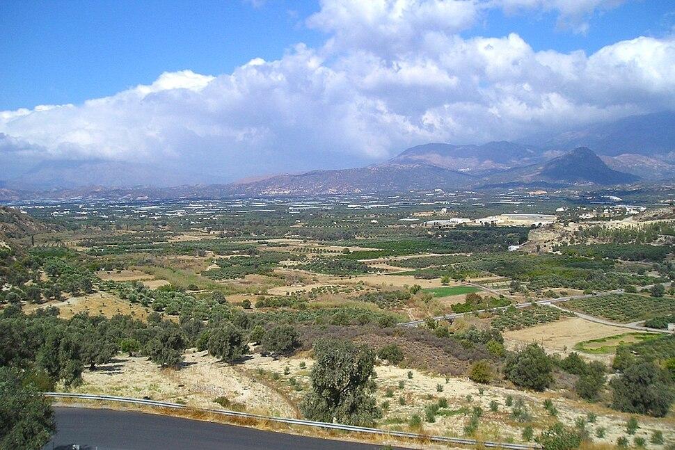 Messara-Ebene