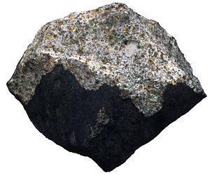 Albareto (meteorite) - Image: Meteorite di Albareto
