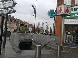 Alsace metrostation wikipedia - Station essence porte des postes lille ...