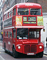 Metroline Routemaster bus RML2620 (NML 620E), New Oxford Street, route 390, 6 March 2004.jpg