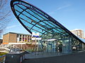 Metrostation Parkweg Schiedam DSCF3826.JPG