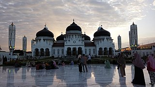 Baiturrahman Grand Mosque mosque