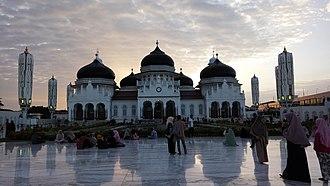 Baiturrahman Grand Mosque - Baiturrahman Grand Mosque